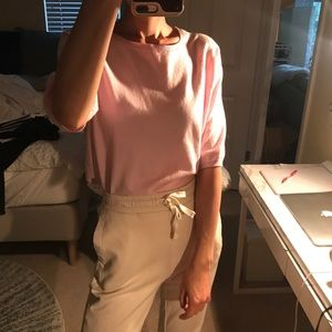 Zara pink knit